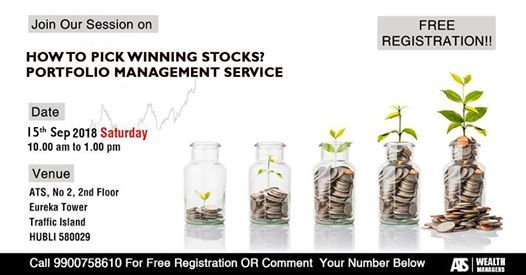 Portfolio Management Service How To Pick Winning Stocks At Ats