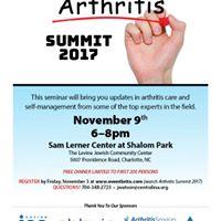 Arthritis Summit 2017