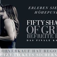 Vorpremiere Fifty Shades of Grey 3