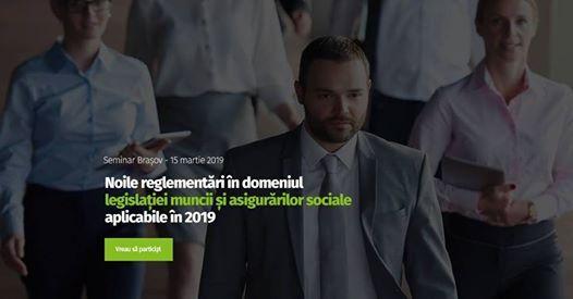 Seminar Legislaia muncii i asigurarile sociale 2019