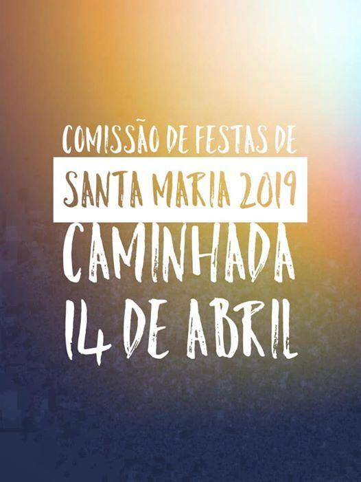 5 Caminhada Atualmed - Comisso de Festas de Santa Maria