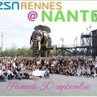 ESN Rennes  Nantes