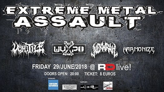EXTREME METAL ASSAULT