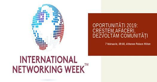 Oportuniti 2019 Cretem afaceri dezvoltm comuniti
