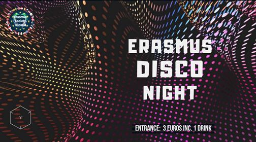 Erasmus Disco Night - (3 Euros including one drink)