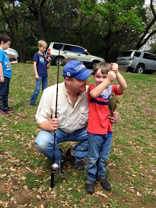 Go Fish - Learn to Fish Event