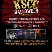 King Street Club Crawl - Halloween Edition