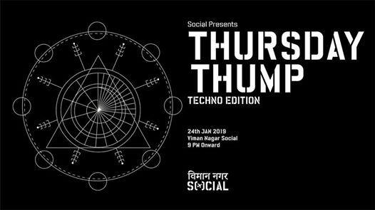 Thursday Thump 05  Techno Edition