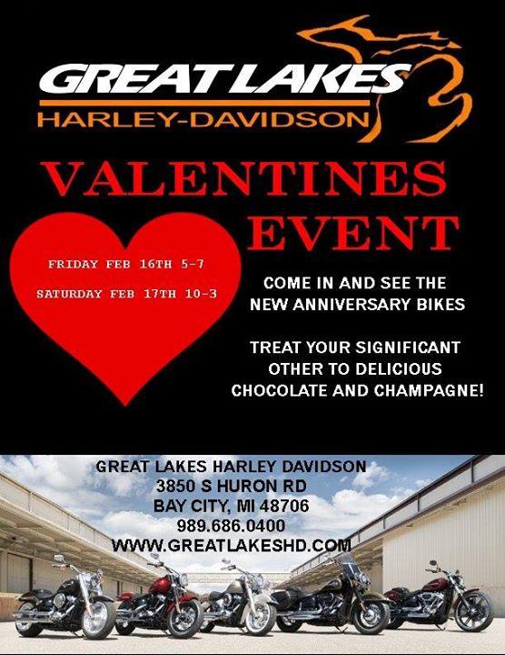 c157b07eb260e Valentines Event at GREAT LAKES HARLEY DAVIDSON