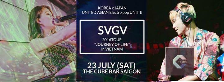 SVGV 2016tour journey of life in Vietnam