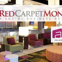 RedCarpetMonday Orlando Networking Event hosted at Aloft Orlando