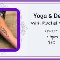 Yoga &amp Death with Rachel