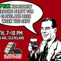 Free Homebrewers Tasting Party