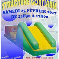 Structure Gonflable At Piscine Oc Ane Outreau Pas De Calais