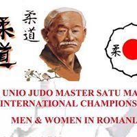 Unio Judo Master Satu Mare