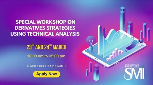 Workshop on Derivatives Strategies using Technical analysis