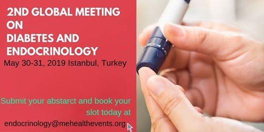 2nd Global Meeting on Diabetes and Endocrinology