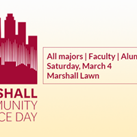 Marshall Community Service Day