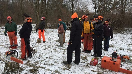 MUCC and HERC Chainsaw Safety Training 2019