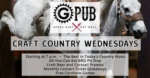 Craft Country Wednesday