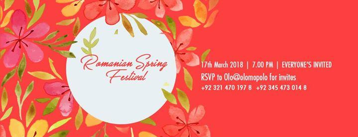 Romanian Spring Festival