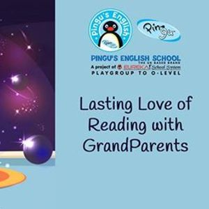 Lasting Love of Reading with Grandparents