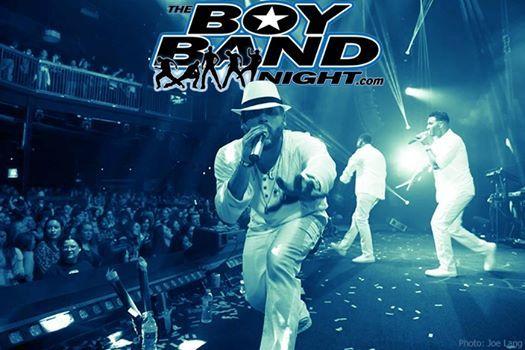 The Boy Band Night