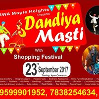 Dandiya Night at Maple Height