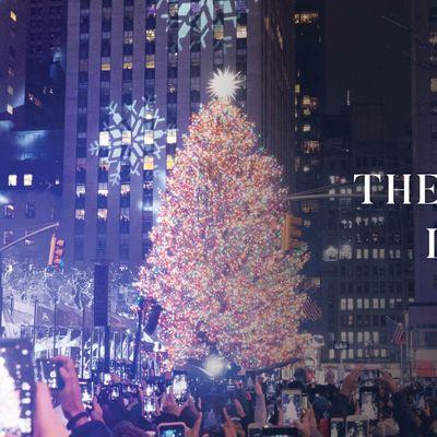 Rockefeller Center Holiday Christmas Tree Lighting 2019 Gala - New York at Limani, New York