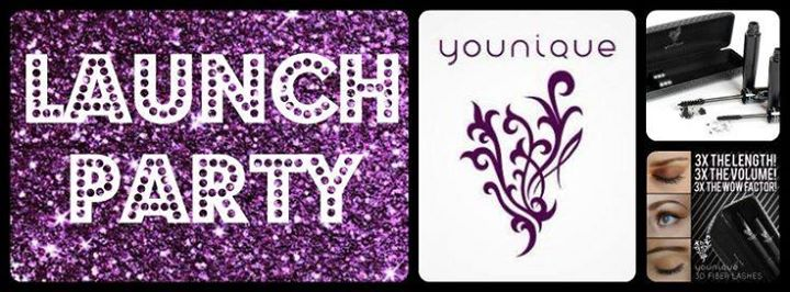 tiffany ambers younique launch party