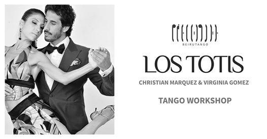 Tango Workshop with Los Totis