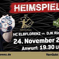 HC Elbflorenz vs. DJK Rimpar Wlfe