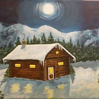 Paint Party at The Mill in Cobourg