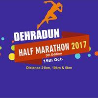 5th Dehradun Half Marathon 2017