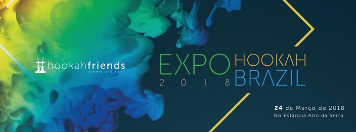 Expo Hookah Brazil 2018 - 24 de maro