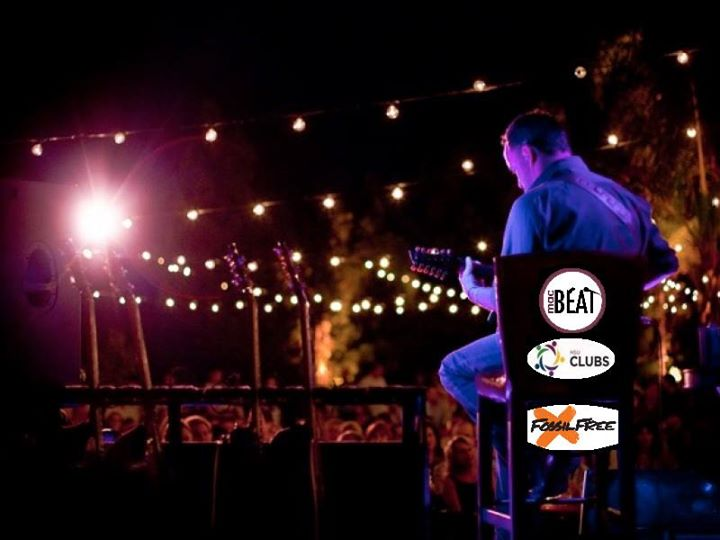 Outdoor Coffeehouse - MacBeat and Fossil Free Mac Collaboration