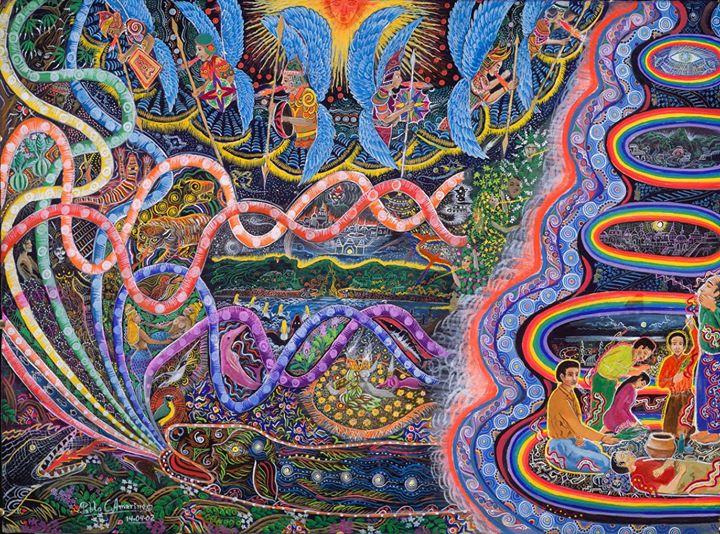 Slikovni rezultat za Amazonski šamani