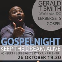 Gospelnight - Keep the dream alive