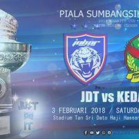 Johor Darul Tazim vs Kedah