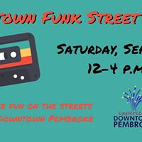 Downtown Funk Street Party