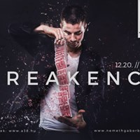 Freakency - Nmeth Gbor bvszmsora