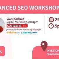 Advanced SEO Workshop-Delhi