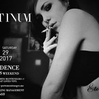 Decadence &amp Class Weekend  Friday 28. &amp Saturday 29. July