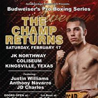 Budweiser Boxing Series &quotThe Champ Returns&quot