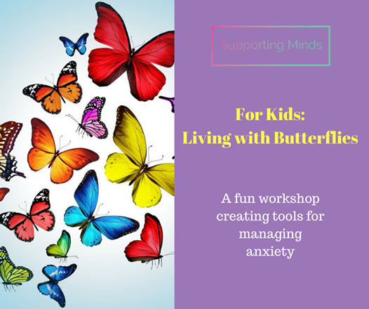 Living with Butterflies - Childrens Workshop