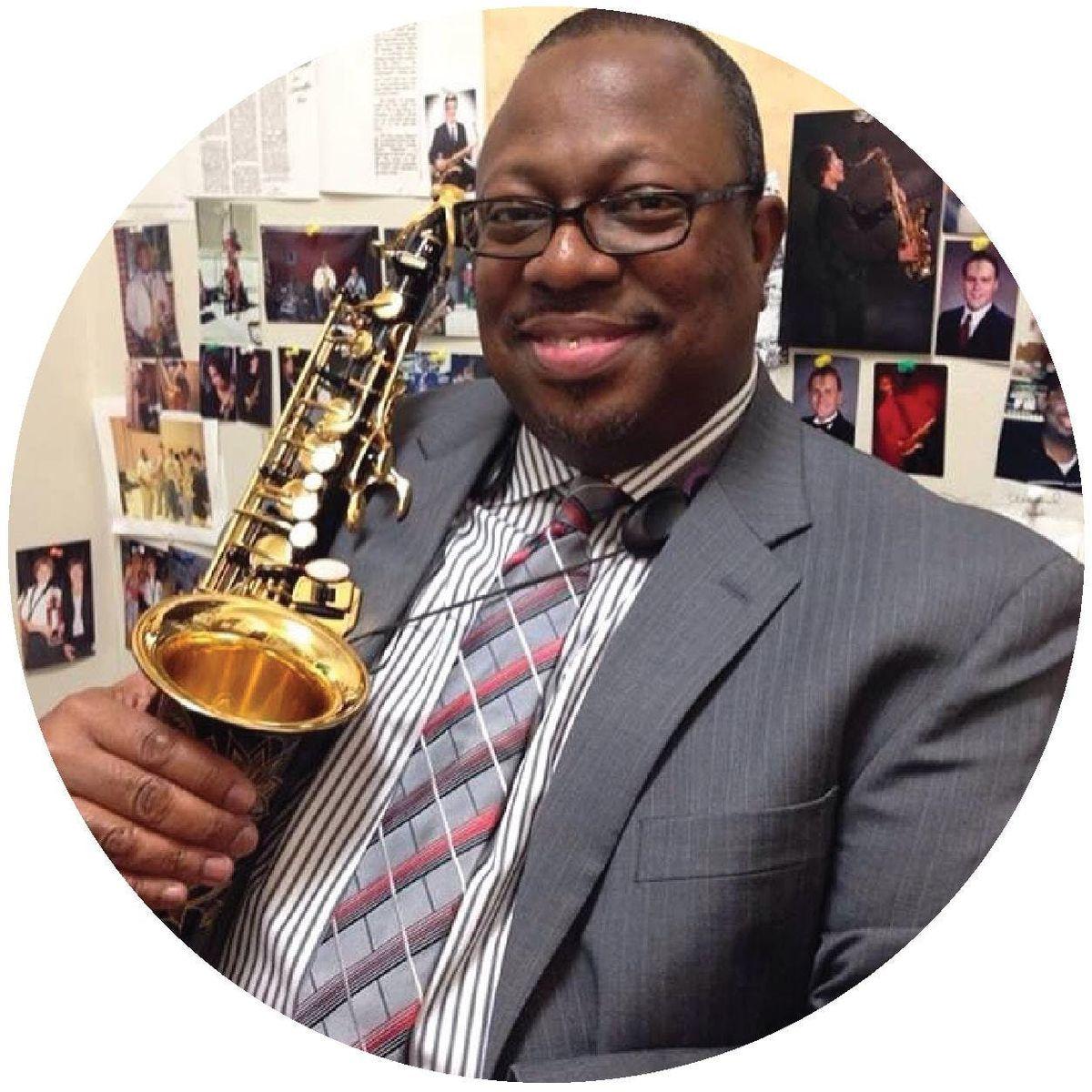 Ron Jones Quartet  10 cover