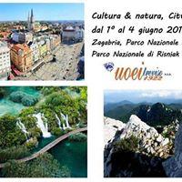 Cultura e natura in Croazia Zagabria e i parchi