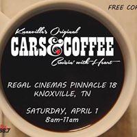 Cars &amp Coffee Cruisin with Heart and 4th Annual Poker Run