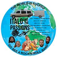 Italo and the Passions Bottled Up The Meer- live and in person