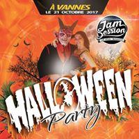 Vannes Halloween Salsa Party
